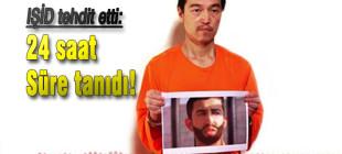 IŞİD Japon gazeteci ve Ürdünlü pilotu öldürmekle tehdit etti