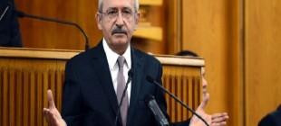 """Kılıçdaroğlu: """" Tövbe onlar gibi yönetemeyiz, biz çalmayı bilmeyiz"""""""