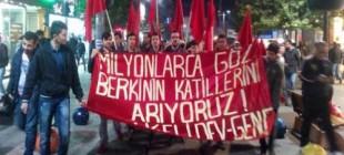 Kadıköy'de Berkin yürüyüşüne polis müdahalesi!