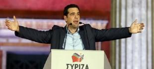 """Tsipras: """" Yenilenler Elitler ve Oligarklar"""""""