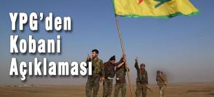 YPG'den beklenen açıklama geldi!