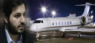 Zarrab 58 milyon dolarlık uçak aldı!