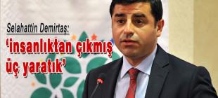 Selahattin Demirtaş'tan Özgecan Aslan konuşması!