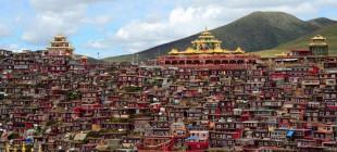 Dünyanın en tatlı şehrinden 20 fotoğraf