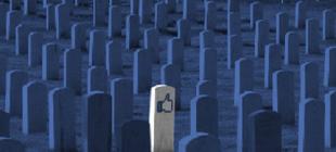 Facebook'tan öldükten sonra uygulaması!