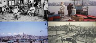 Tarihten günümüze kalan 'İstanbul Fotoğrafları'