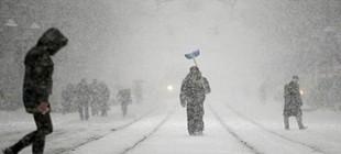 Pazar ve Pazartesi yoğun kar geliyor!