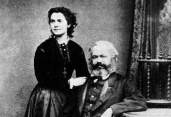 Karl Marx'tan Jenny'e şiirler