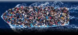 Akdeniz'de 300'ün üzerinde mülteci hayatını kaybetti