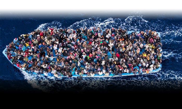 mülteciler, mülteci sorunu, akdenizde 300 mülteci öldü, mülteci botu battı, mülteciler öldü, akdenizde facia, mülteciler ölüyor, birleşmiş milletler, avrupa, italya,