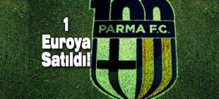Serie A'nın dev kulübü 1 euroya satıldı!