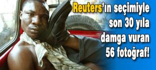 Reuters'ın seçimiyle son 30 yıla damga vuran 56 fotoğraf!