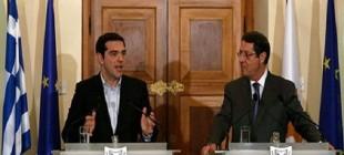"""Tsipras: """"Türkiye Kıbrıs'ın egemenlik haklarını ihlal ediyor"""""""