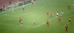 Tolgay Arslan'ın Liverpool'a attığı harika gol