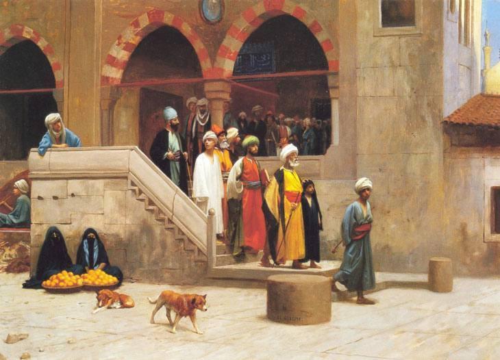 JEAN LEON GEROME KİMDİR (2)