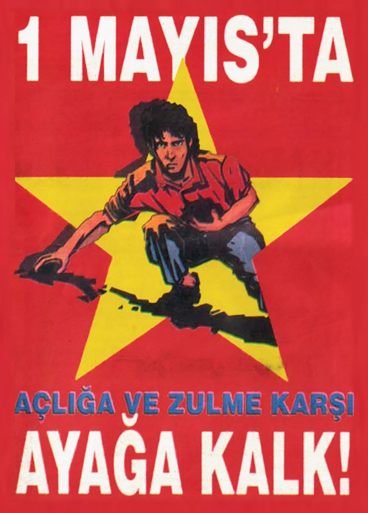 Tarihten günümüze, 100 Afişle İşçinin Emekçinin Bayramı 1 Mayıs | Press  Haber