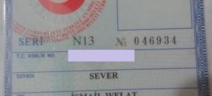 İsmail Welat ismi sakıncalı bulunarak 6 ay sonra geri alınmak istendi