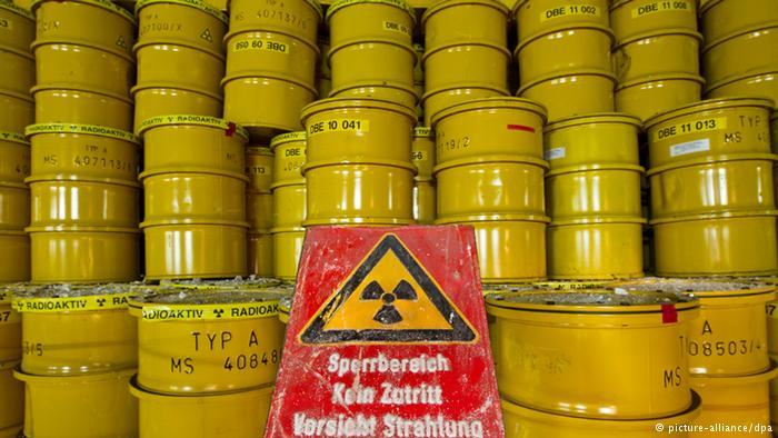 nükleer atıklar