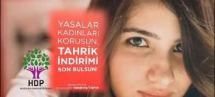 Özgecen Yasası için HDP söz verdi, sıra diğer partilerde