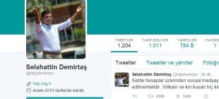 """Demirtaş'tan Diyarbakır açıklaması """"İç çatışmayı tetiklemek istiyorlar"""""""