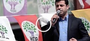 HDP Dersim Mitingi