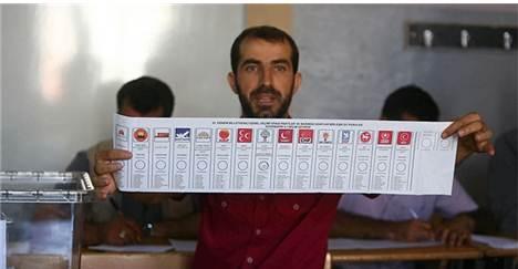 Diyarbakır'da seçim sonucu netleşiyor