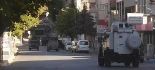 Diyarbakır Silvan'da çatışma