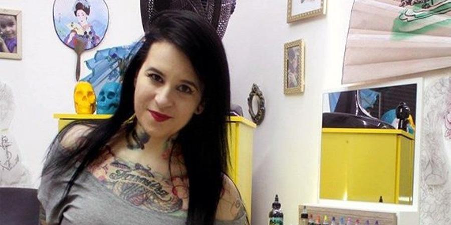 8 Maddeyle şiddet gören kadınların yaralarını kapatan Dövme sanatçısı Flavia Carvalho ve çalışmaları