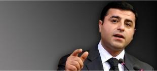 """Demirtaş, """"HDP, CHP demokratik bir iktidar sunabilmelidirler"""""""