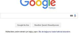"""Google'dan """"mülteci ve göçmen krizi"""" için kampanya"""