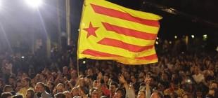 Katalanlar bağımsızlık dedi