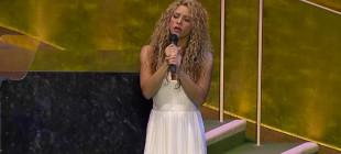 Shakira Alan Kurdi için şarkı söyledi