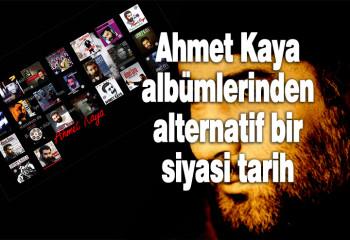 Ahmet Kaya albümlerinden alternatif bir siyasi tarih