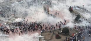 Gezi Parkı davasında 244 kişiye ceza