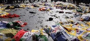 Kara cumartesi; 95 ölü, 246 yaralı