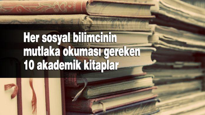 akademik kitaplar