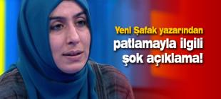 Yeni Şafak yazarından şok Ankara Patlaması açıklaması