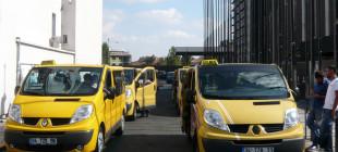 Minibüs ve dolmuşlarda İstanbul Kart
