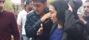 Silvan'da polis saldırısı