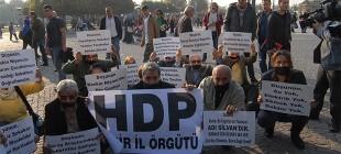 İzmir'de 15 HDP'li gözaltına alındı