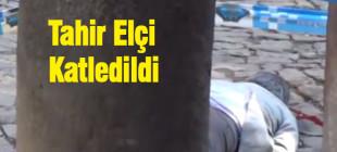 Diyarbakır Baro Başkanı Tahir Elçi katledildi