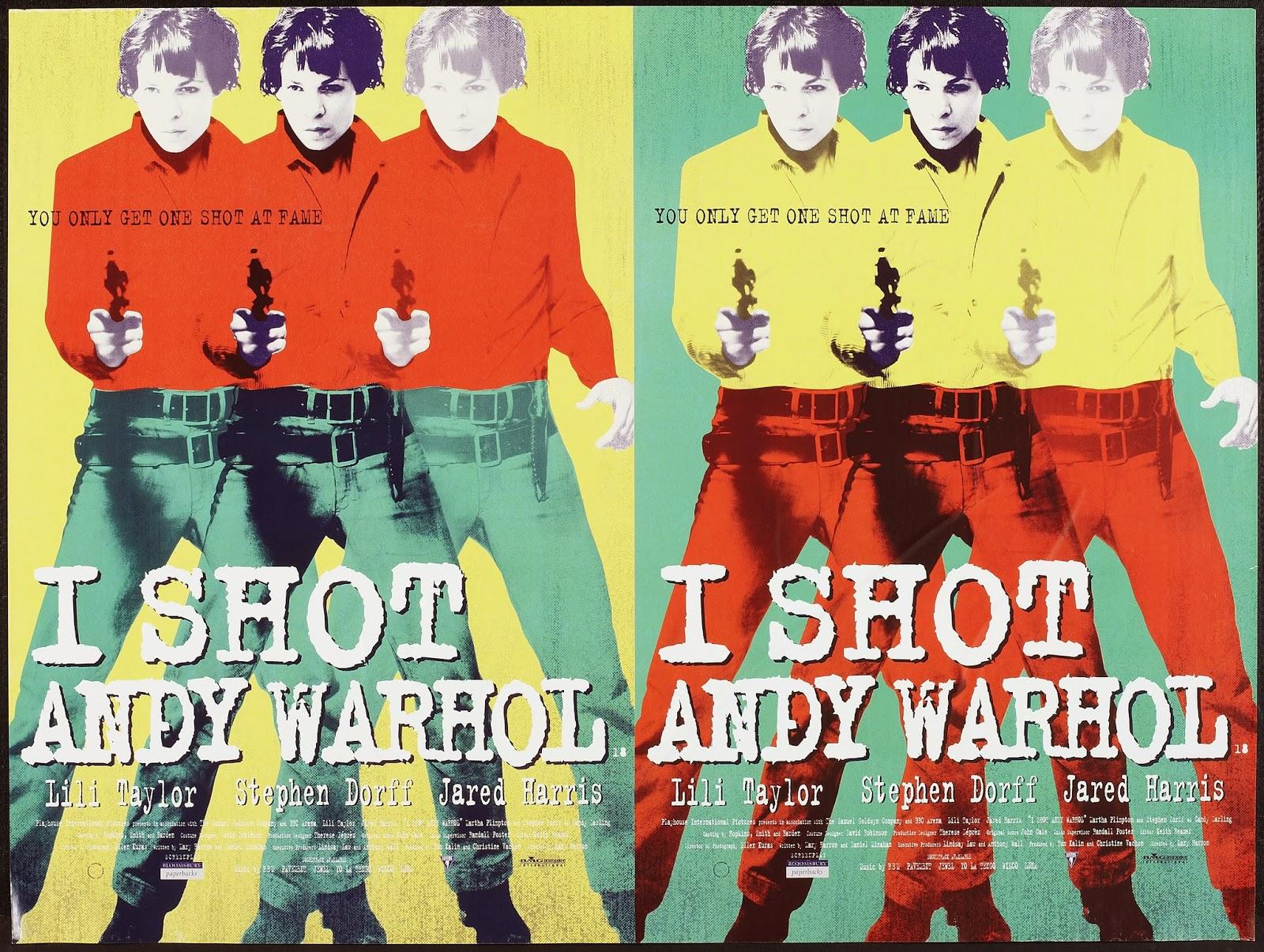 I Shot Andy Warhol film