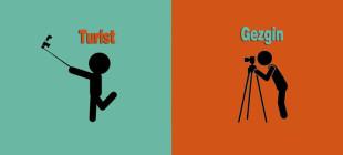 13 madde ile turist ile gezgin arasındaki fark