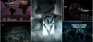 Anonymous'un Türkiye'ye başlattığı siber saldırı ve niteliği