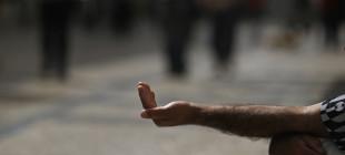 Ankara'da dilenciliğin yeni versiyonu