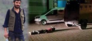 Hacı Lokman Birlik'i panzer arkasına bağlayıp sürükleyen polisler için karar verildi