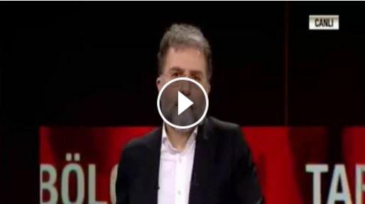 sırrı süreyya önder, ahmet hakan, cnn türk, canlı yayın,