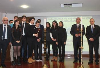 Ankara Üniversitesi'nde Holokost Anıldı
