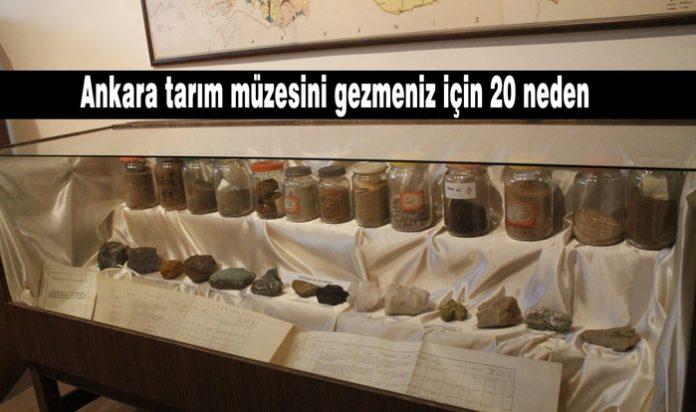 Ankara Üniversitesi Ziraat Fakültesi Tarım Müzesi