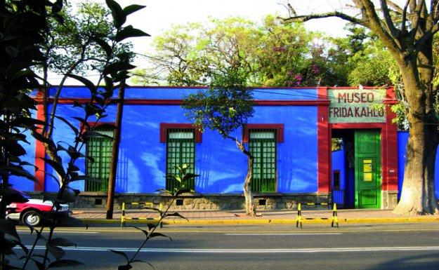 Frida Kahlo Mavi Ev